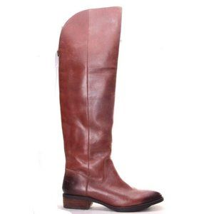 NWOB sole society over the knee boots zip up